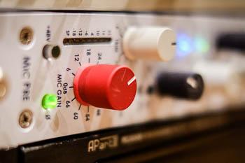 Gorbals Sound equipment