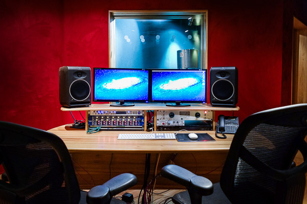 Gorbals Sound Studio Three