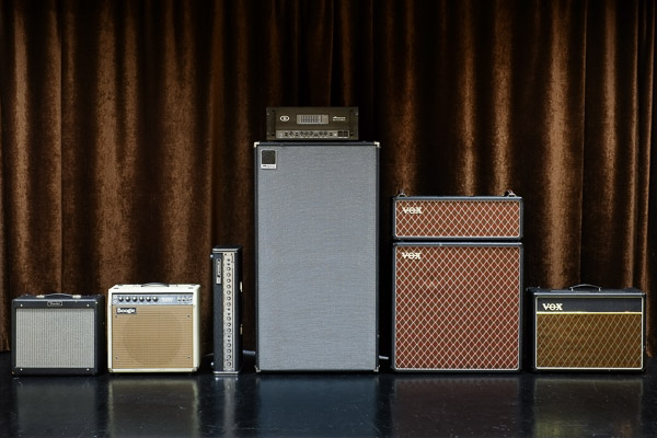 Gorbals Sound backline